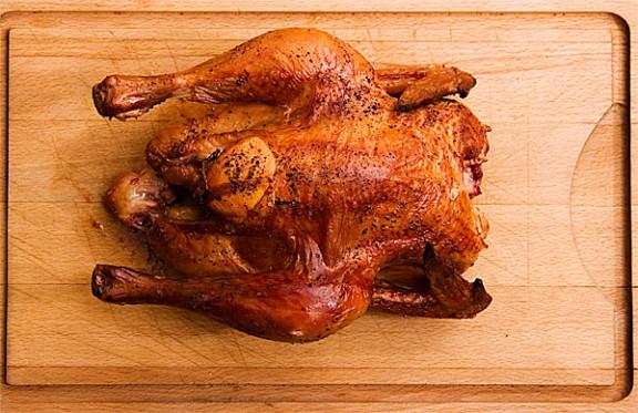 Grillad kyckling – inte i foliepåse