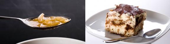 Uppigande lunch: Fransk löksoppa och Tiramisu